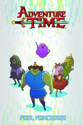 Adventure Time: Pixel Princesses (Paperback)