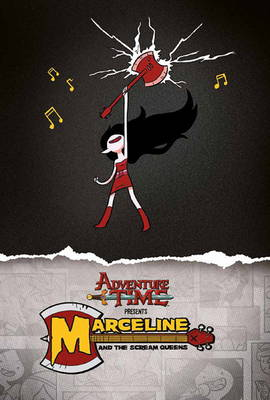 Adventure Time: Marceline & the Scream Queens (Paperback)