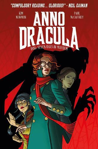Anno Dracula - 1895: Seven Days in Mayhem (Paperback)