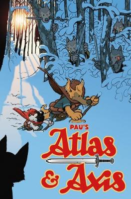 Atlas & Axis (Paperback)