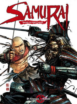 Samurai: Brothers in Arms (Paperback)
