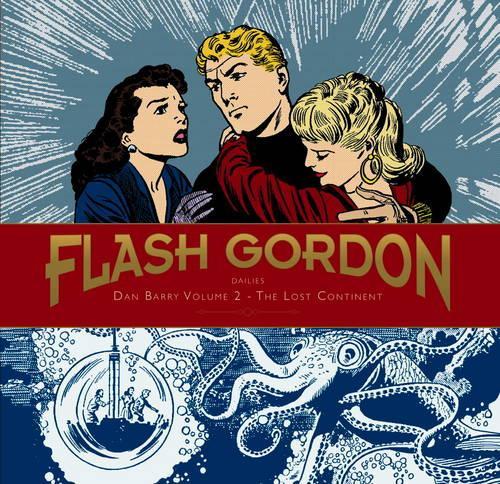 Flash Gordon Dailies: Dan Barry (Hardback)