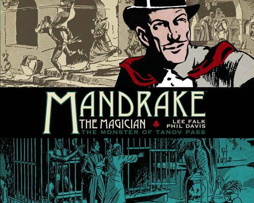 Mandrake the Magician: Dailies Volume 1: The Cobra (Hardback)