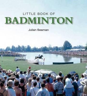 Little Book of Badminton (Hardback)