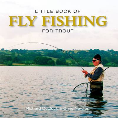 Little Book of Fly Fishing for Trout (Hardback)