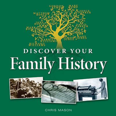 Little Book of Discover Your Family History (Hardback)