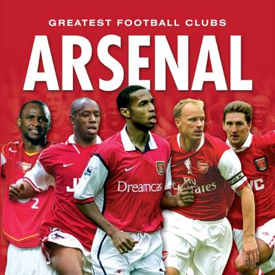 Little Book of Great Football Clubs: Arsenal (Hardback)