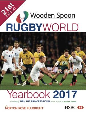 Rugby World Yearbook 2017: Wooden Spoon (Hardback)