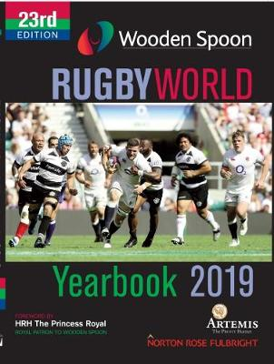 Rugby World Wooden Spoon Yearbook 2019 23rd Edition (Hardback)