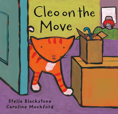 Cleo on the Move (Board book)