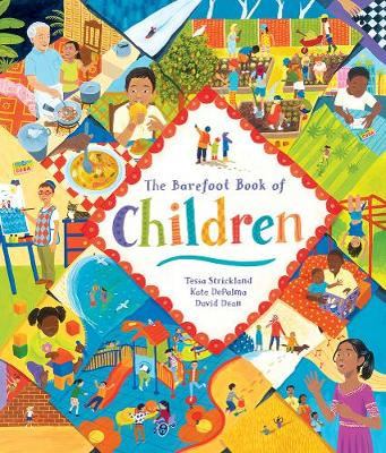 The Barefoot Book of Children 2017 (Hardback)
