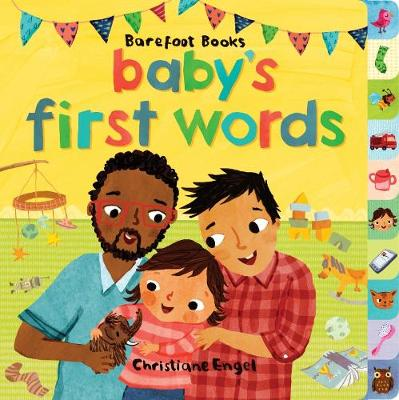 Baby's First Words 2017 - Baby's First Words (Board book)