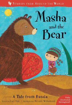 Masha and the Bear 2019: A Tale from Russia - Stories from Around the World (Paperback)