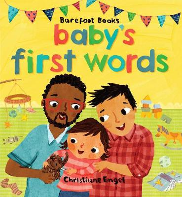 Baby's First Words 2019 (Board book)