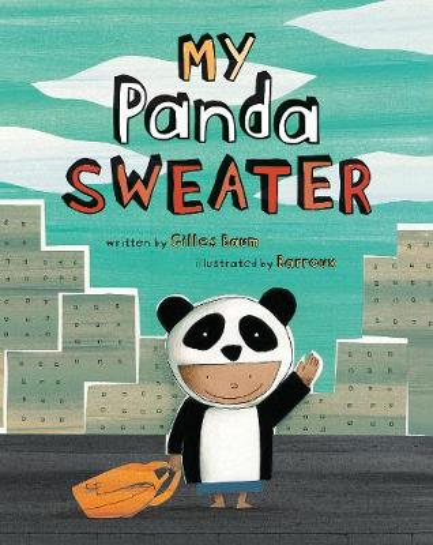 My Panda Sweater (Paperback)