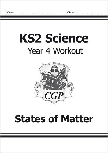 KS2 Science Year Four Workout: States of Matter (Paperback)