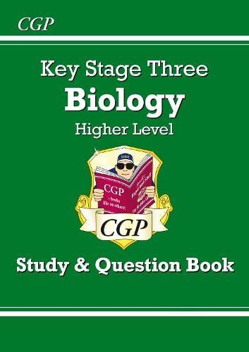 KS3 Biology Study & Question Book - Higher (Paperback)