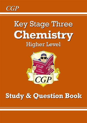 New grade 9 1 gcse chemistry aqa exam practice workbook with ks3 chemistry study question book higher fandeluxe Gallery
