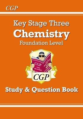 KS3 Chemistry Study & Question Book - Foundation (Paperback)
