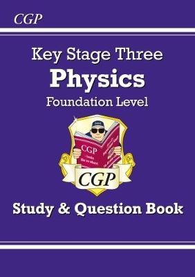 KS3 Physics Study & Question Book - Foundation (Paperback)
