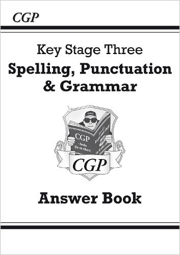 Spelling, Punctuation and Grammar for KS3 - Answers for Workbook (Paperback)
