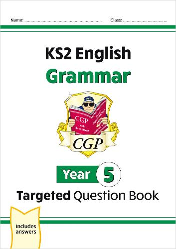KS2 English Targeted Question Book: Grammar - Year 5 (Paperback)