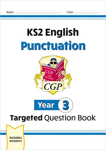 KS2 English Targeted Question Book: Punctuation - Year 3 (Paperback)