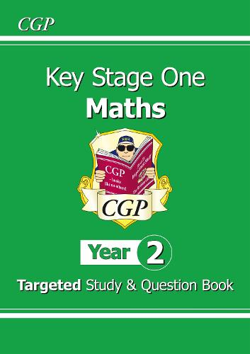 KS1 Maths Targeted Study & Question Book - Year 2 (Paperback)