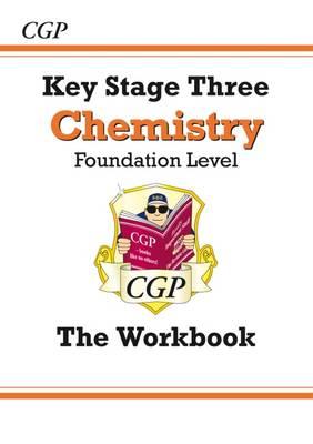 KS3 Chemistry Workbook - Foundation (Paperback)