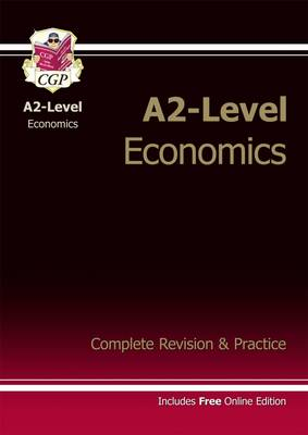 A2-Level Economics Complete Revision & Practice (with Online Edition) (Paperback)