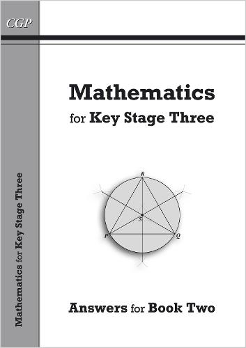 Mathematics for KS3, Answers for Book 2 (Paperback)