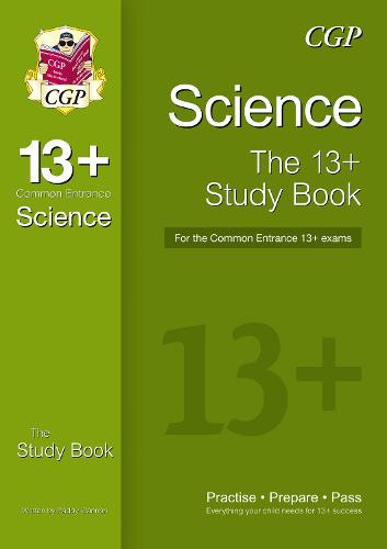 New 13+ Science Study Book for the Common Entrance Exams (Paperback)