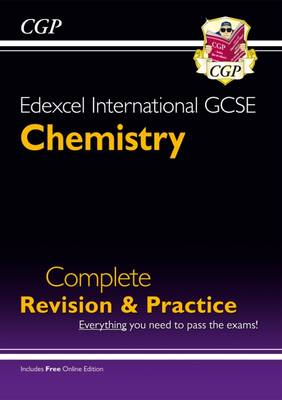 Edexcel International GCSE Chemistry Complete Revision & Practice with Online Edition (A*-G) (Paperback)