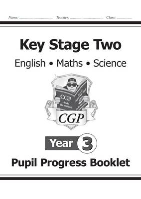 KS2 Pupil Progress Booklet for English, Maths and Science - Year 3 (Paperback)