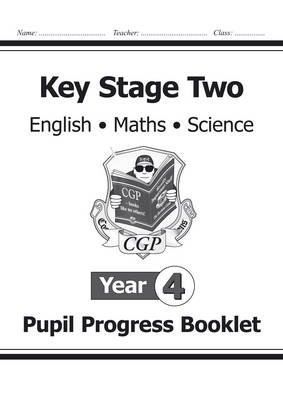 KS2 Pupil Progress Booklet for English, Maths and Science - Year 4 (Paperback)