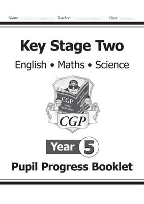 KS2 Pupil Progress Booklet for English, Maths and Science - Year 5 (Paperback)