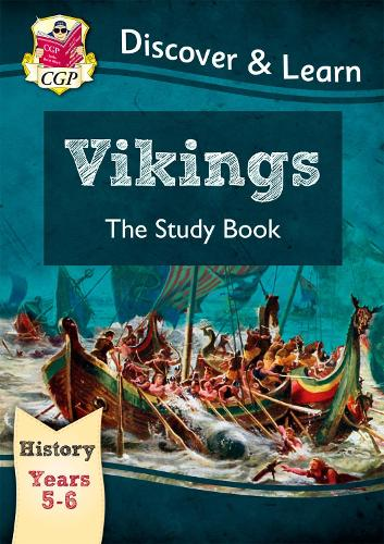 KS2 Discover & Learn: History - Vikings Study Book, Year 5 & 6 (Paperback)