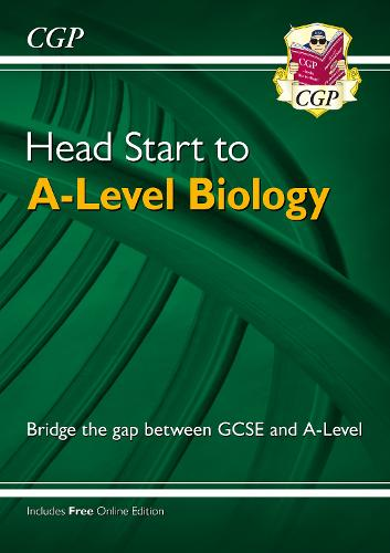 New Head Start to A-Level Biology (Paperback)