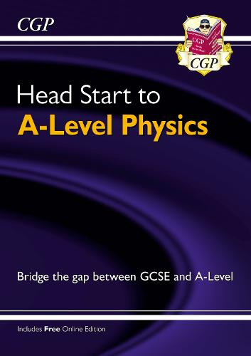 Head Start to A-level Physics (Paperback)
