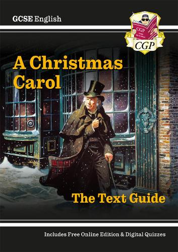 GCSE English Text Guide - A Christmas Carol (Paperback)