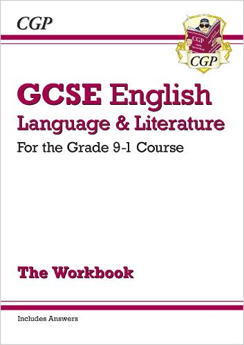 GCSE English Language and Literature Workbook - for the Grade 9-1 Courses (includes Answers) (Paperback)