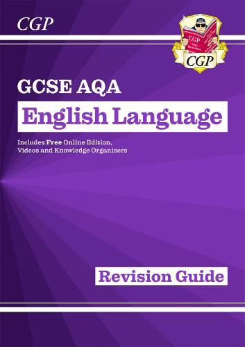 GCSE English Language AQA Revision Guide - for the Grade 9-1 Course (Paperback)