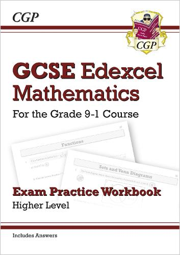 GCSE Maths Edexcel Exam Practice Workbook: Higher - for the Grade 9-1 Course (includes Answers) (Paperback)
