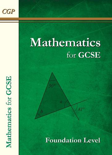 Maths for GCSE Textbook: Foundation (for the Grade 9-1 Course) (Paperback)