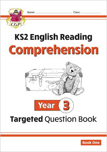KS2 English Targeted Question Book: Year 3 Comprehension - Book 1: Comprehension Year 3 (Paperback)