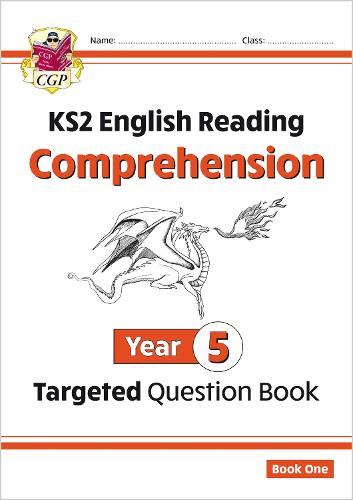 KS2 English Targeted Question Book: Year 5 Comprehension - Book 1: Comprehension Year 5 (Paperback)