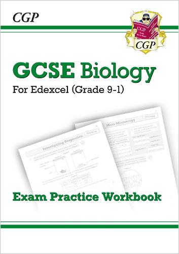 New Grade 9-1 GCSE Biology: Edexcel Exam Practice Workbook (Paperback)