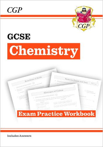 Grade 9-1 GCSE Chemistry: Exam Practice Workbook (with answers) (Paperback)
