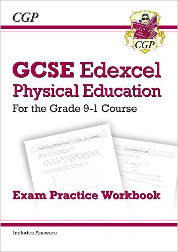 GCSE Physical Education Edexcel Exam Practice Workbook - for the Grade 9-1 Course (incl Answers) (Paperback)