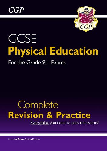 New GCSE Physical Education Complete Revision & Practice - for the Grade 9-1 Course (with Online Ed) (Paperback)